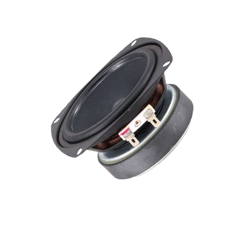 "R4-20-Y80-QP8, 4"" Ferriet Low Frequency Transducer, 20mm voice coil"