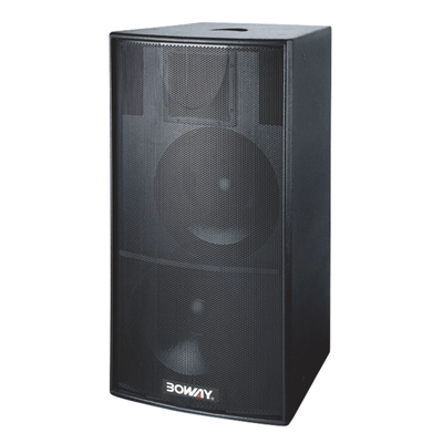 "WF-215 Dual 15"" two way speaker"